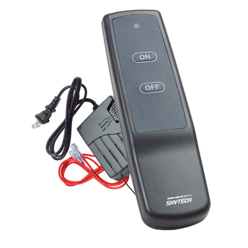 1410 Hand-Held On/Off Remote Control - For Electric Hearth Appliances