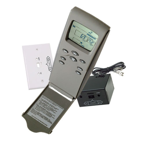 3301P Programmable Millivolt Thermostatic Remote Control - For Gas ...