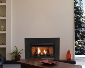 Empire Small Innsbrook Vent-Free Gas Fireplace Insert with Millivolt Controls An investment in a Small Innsbrook Vent-Free Gas Fireplace Insert is an investment in the comfort and safety of your home. Read below to familiarize yourself with a few features