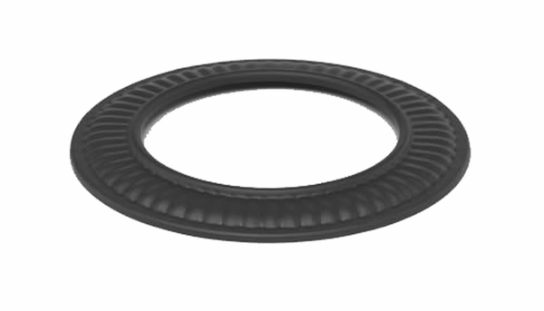 Snap-Lock Black Steel Stovepipe Trim Collar - For Pipes with a 5-Inch Diameter  sc 1 st  eFireplaceStore : 5 inch flue pipe - www.happyfamilyinstitute.com