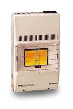 Sunstar Corcho Vent Free Natural Gas Infrared Heater With