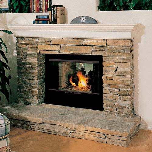 Superior 36 Quot See Thru Wood Burning Firebox See Thru
