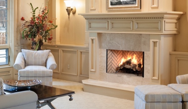 Astounding Superior 38 Inch Wood Burning Fireplace With Stacked Ivory Liner Wrt4038Is Home Interior And Landscaping Fragforummapetitesourisinfo