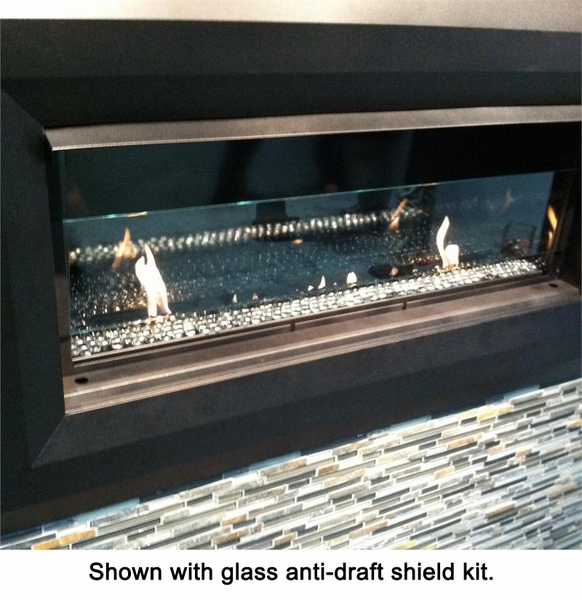 Superior 43 Quot Linear Vent Free Fireplace Vrl4543ze