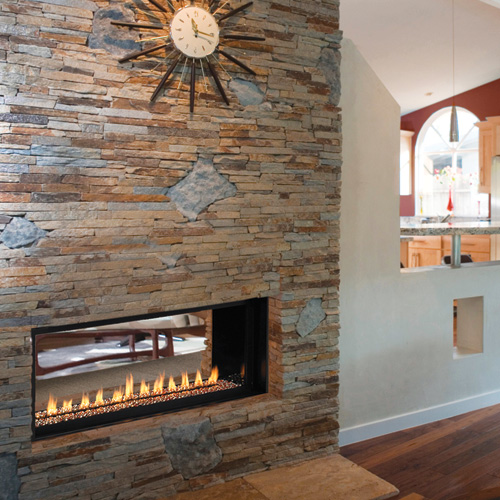 Superior 43  Linear Vent Free Fireplace   VRL4543ZE43  Linear Vent Free Fireplace   VRL4543ZE. Ventless Fireplace Natural Gas. Home Design Ideas