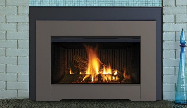 Superior Dri3030 Direct Vent Gas Fireplace Insert With Electronic