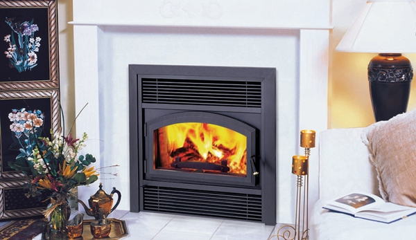 WCT4820 Custom Series EPA Phase II Circulating Wood-Burning Fireplace