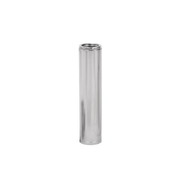 SuperPro 6-Inch Inner Diameter All-Fuel Insulated Stainless Steel Chimney Pipe - 12-Inch Length  sc 1 st  eFireplaceStore : 12 inch diameter stove pipe - www.happyfamilyinstitute.com