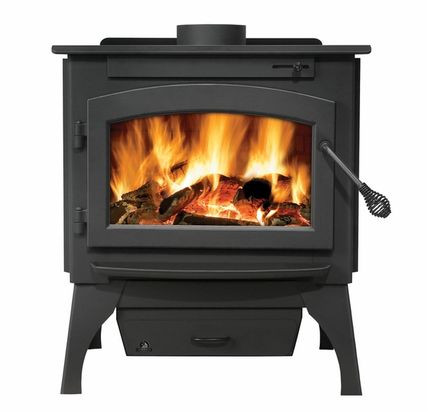 Napoleon timberwolf 2100 economizer epa wood burning stove for Small efficient wood stoves