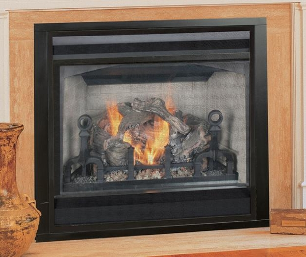 Vantage hearth 42 inch upgradable versafire direct vent for Vantage hearth
