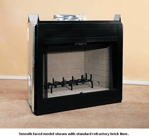 Vantage hearth performance line series 36 inch heat for Vantage hearth