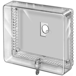 5 1/4 x 4 5/8 x 3 Thermostat Guard