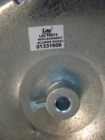 LAU  #01331606 BLOWER WHEEL