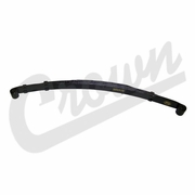 4 Leaf Front Spring Assembly, Heavy Duty
