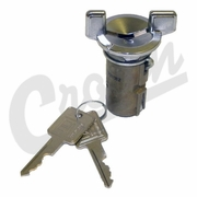 Coded Ignition Cylinder with Keys