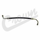 Power Steering Pressure Hose, 4.2L Engine