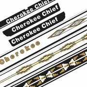 Jeep Decal Stripe Kits