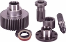 Mile Marker Quadra-Trac 4x2 Part Time Conversion Kit, 1973-79, Includes #402 Premium 1/2 Ton Hubs, Uses Stock Chain