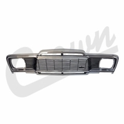 New Replacement Chrome Grille