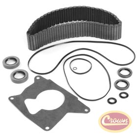 Quadra-Trac Chain Kit, 1973-1979 SJ Jeeps, kit Includes - Chain (48 Links), Gasket and Seal Kit