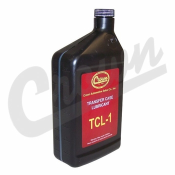 Quadra-Trac Transfer Case Fluid