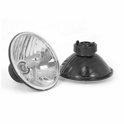 Crystal H2 Conversion Round Headlight Kit