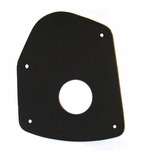 Steering Column Gasket, 1974-87 Jeep J10, J20, 1974-93 Jeep Grand Wagoneer. Replaces # J3196896