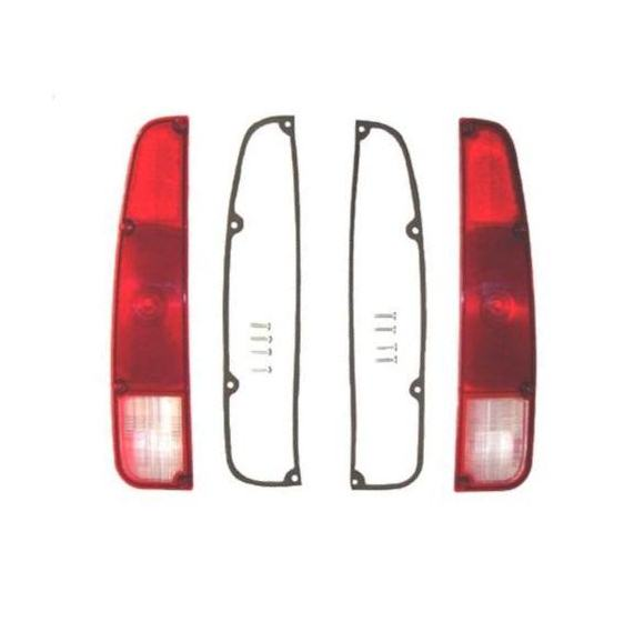 J Truck Tail Light Lens Set