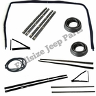 Weatherstrip Kit, 2 Door