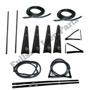 Weatherstrip Kit J Series Truck