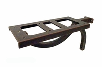 Ashland Post Top Plate and Support Bracket