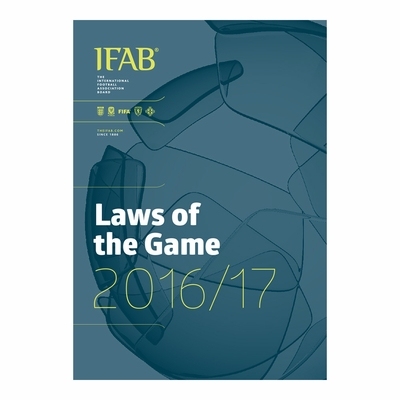 SOLD OUT - 2016/17 Laws of the Game - Click to enlarge