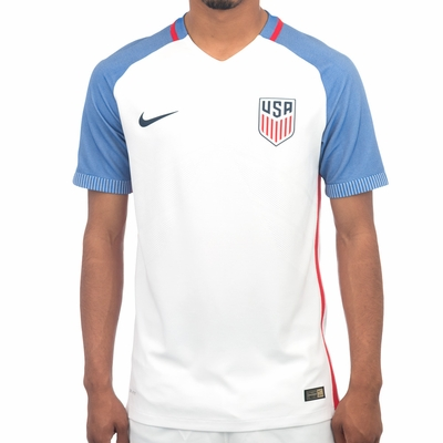 Men's Nike USA 2016 Match Home Jersey - Click to enlarge