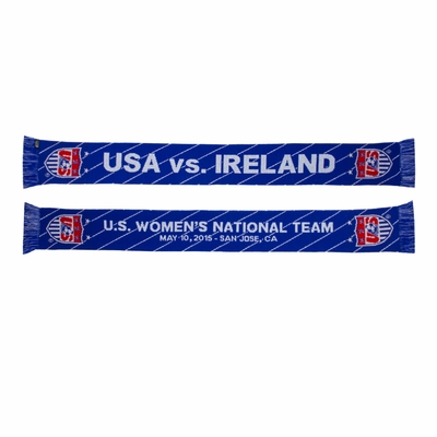 USWNT vs IRL San Jose Event Scarf - Click to enlarge