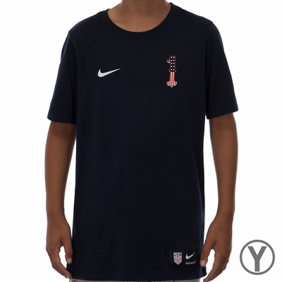 Youth Nike USA Howard Hero Tee - Click to enlarge