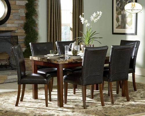 Achillea Dining Room Table Chairs Wooden Furniture