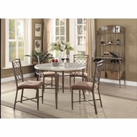 Casual Dining Sets Room Furniture  sc 1 st  ICE-UFT & Lukas Dining Set - Dining room ideas