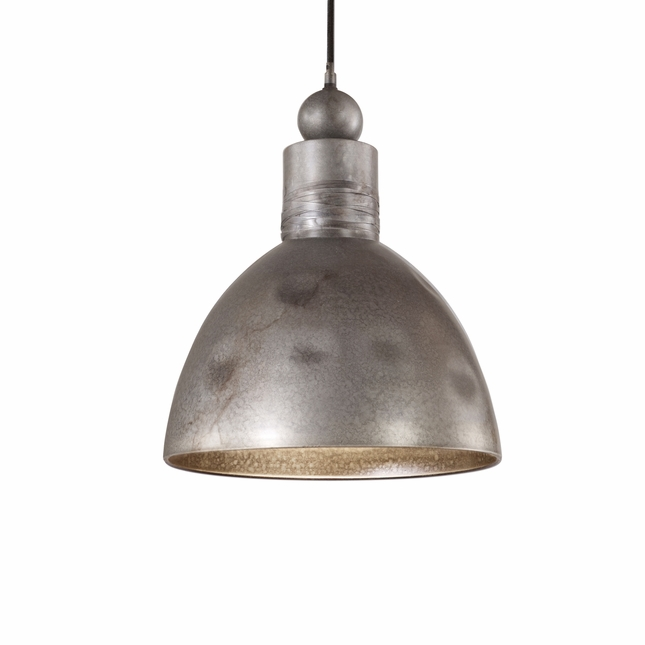 Adelino Rustic Single Pendant Light Fixture 21976