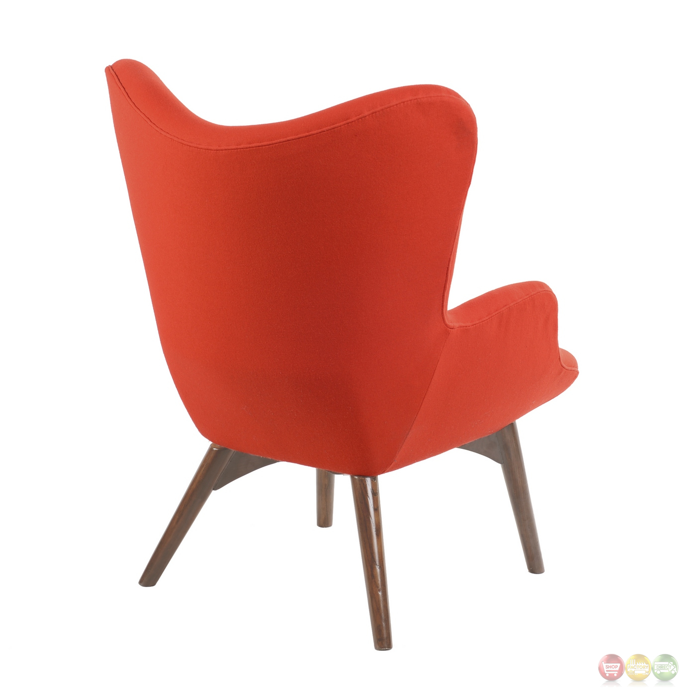 Red Chair And Ottoman Oversized Red Chair Shop Factory