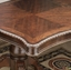 Andrea Cherry Finish Formal Dining Room Table Set