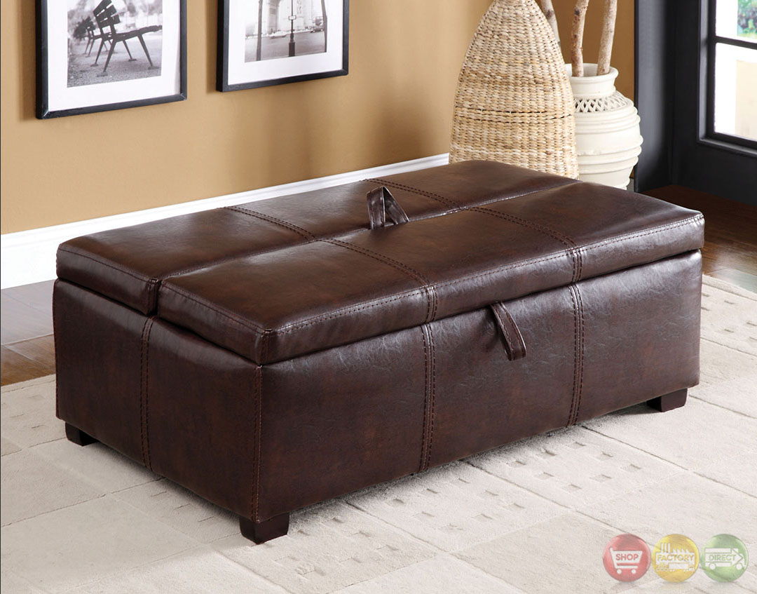 apolline black ottoman with pull out twin bed. Black Bedroom Furniture Sets. Home Design Ideas