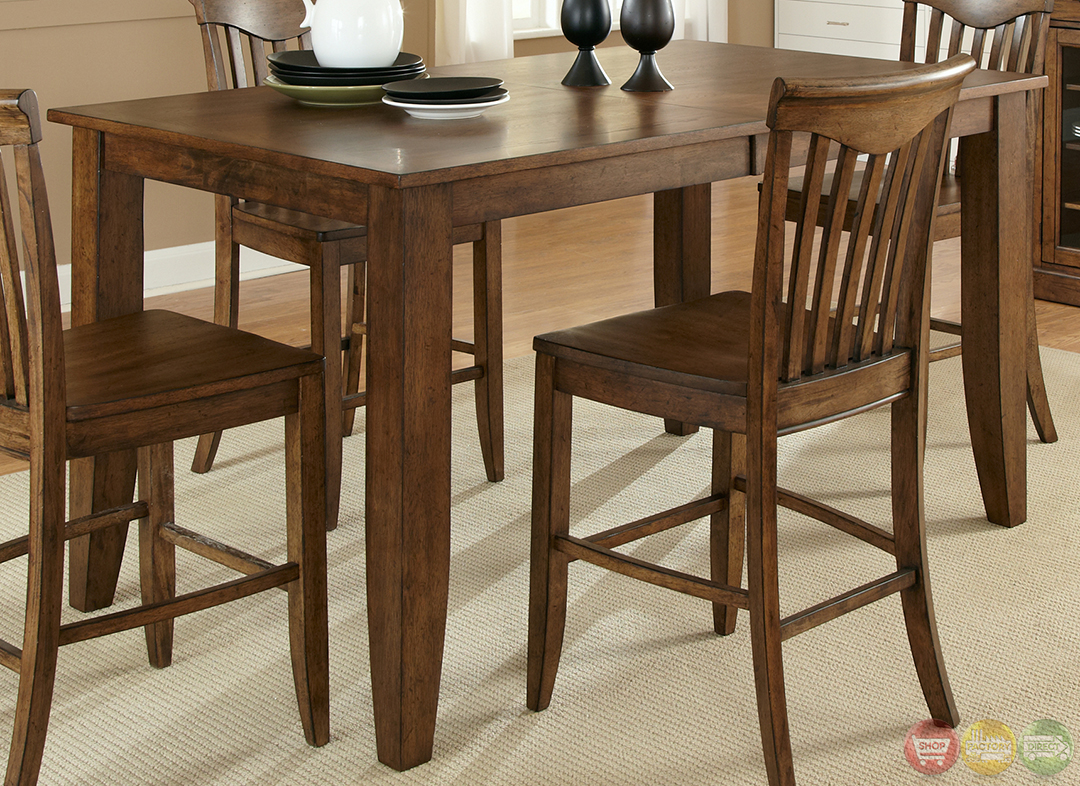 Arbor Hills Counter Height Casual Dining Room Set