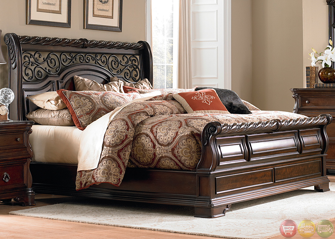 traditional bedroom sets ksl bedroom set brownstone bedroom furniture 13571