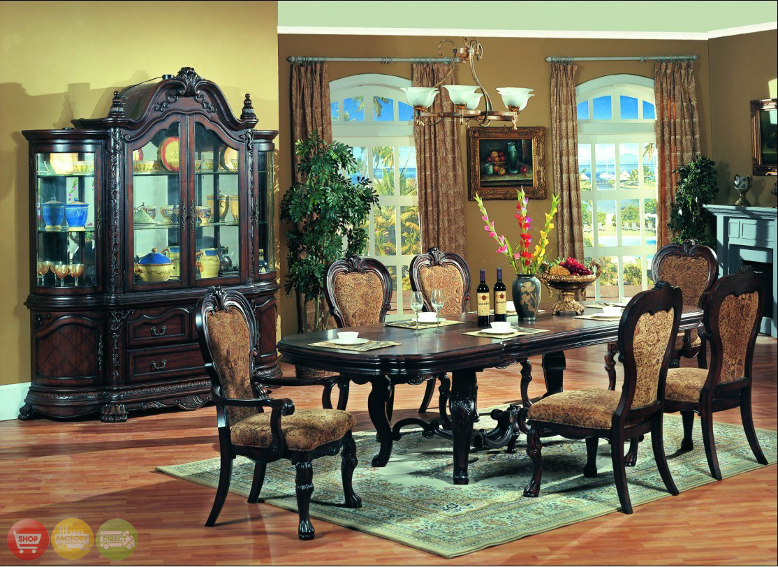 Formal dining room sets broyhill formal dining room sets for Formal dining room sets for 10