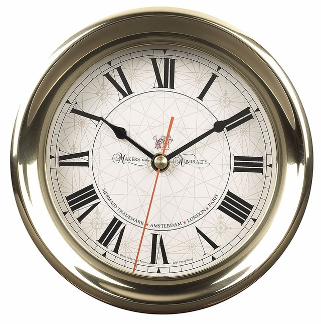 Authentic Models Captain's Clock-Large - SC040