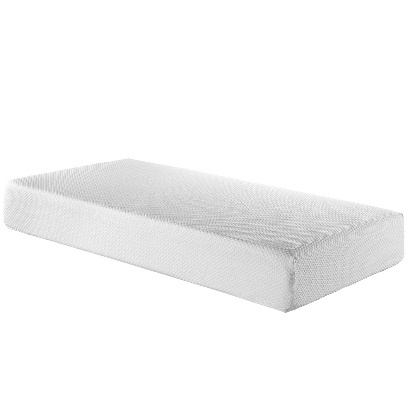 aveline certipur us gel infused 10 twin mattress white
