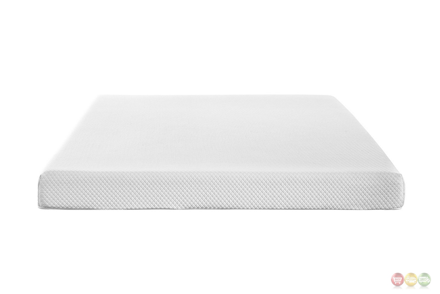 Aveline Certipur Us Gel Infused 6 Quot Queen Mattress White