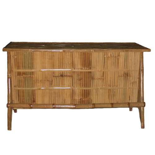 Bamboo Bar No Roof Tiki Theme Outdoor Furniture 2 2405 6