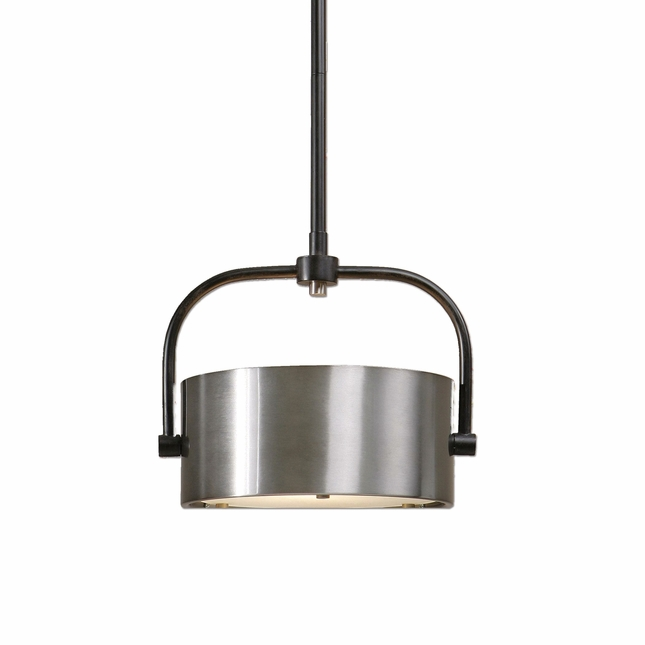 Belding Industrial Modern 1 Light Mini Pendant 22029
