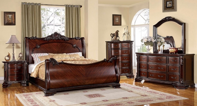 Perfect Sleigh Bedroom Sets Design
